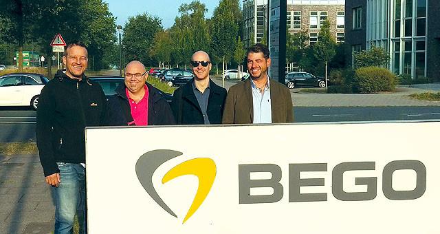 Dvodnevni radni tečaj u BEGO firmi